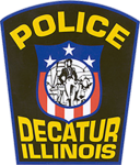 City of Decatur Police Department Patch