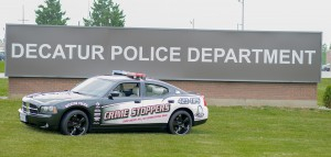 Crimestoppers Vehicle